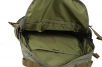 Buzz Rickson x Porter Backpack - Sage Green - Image 6