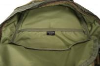 Buzz Rickson x Porter Backpack - Sage Green - Image 7