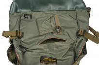 Buzz Rickson x Porter Backpack - Sage Green - Image 8