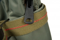 Buzz Rickson x Porter Backpack - Sage Green - Image 10