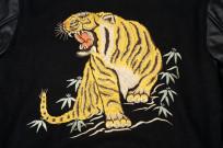 Whitesville x Tailor Toyo Leather & Wool Souvenir/Varsity Jacket - Image 10