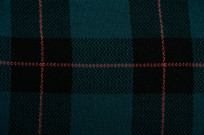 Flat Head Animal Face Winter Flannel - Blue/Green/Red Snap - Image 11