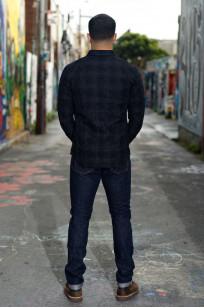 Pure Blue Japan 1143 12oz Summer Denim Jeans - Straight Tapered Indigo - Image 1