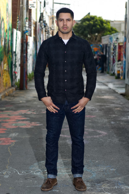 Stevenson 210 Big Sur Jeans - Slim Tapered Indigo