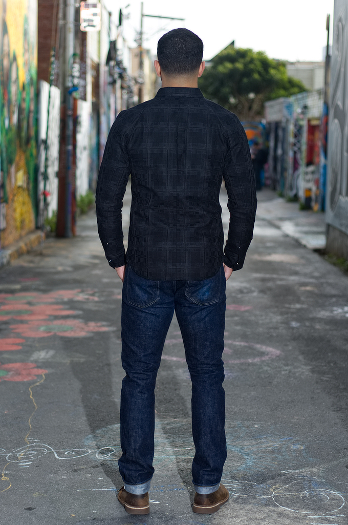 Stevenson 210 Big Sur Jeans - Slim Tapered Indigo - Image 1