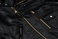 Flat Head Delraiser Horsehide Jacket - Image 6