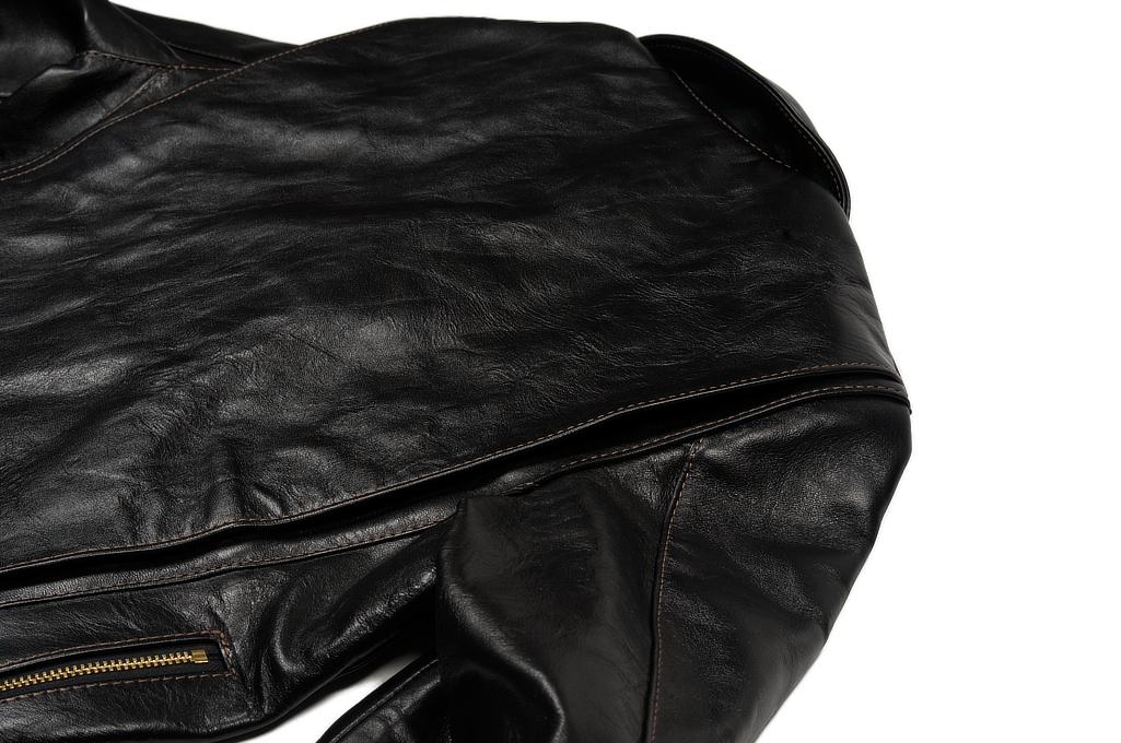 Flat Head Delraiser Horsehide Jacket - Image 8