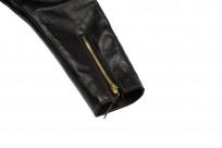 Flat Head Delraiser Horsehide Jacket - Image 9