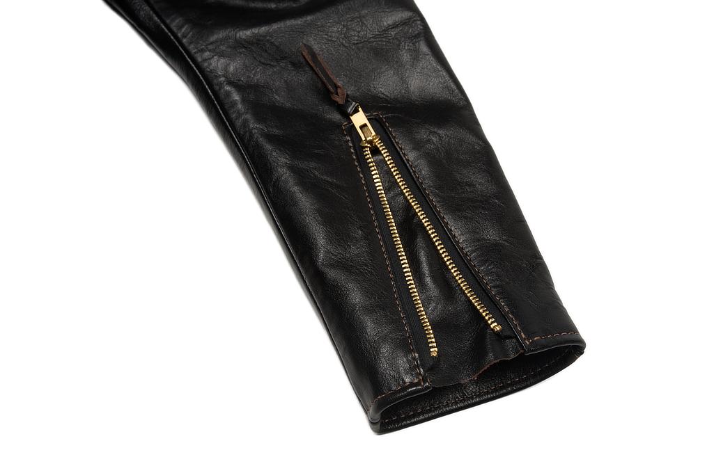 Flat Head Delraiser Horsehide Jacket - Image 10