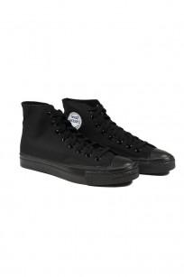 Buzz Rickson Ventile Water Resistant Sneakers - Black - Image 0