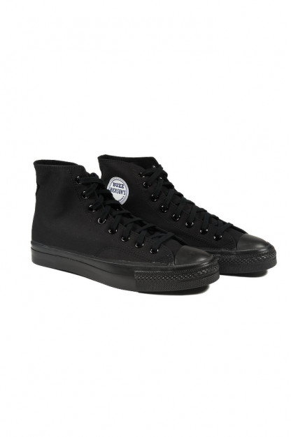 Buzz Rickson Ventile Water Resistant Sneakers - Black