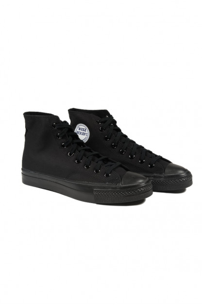 Buzz Rickson Water Resistant Sneakers - Black