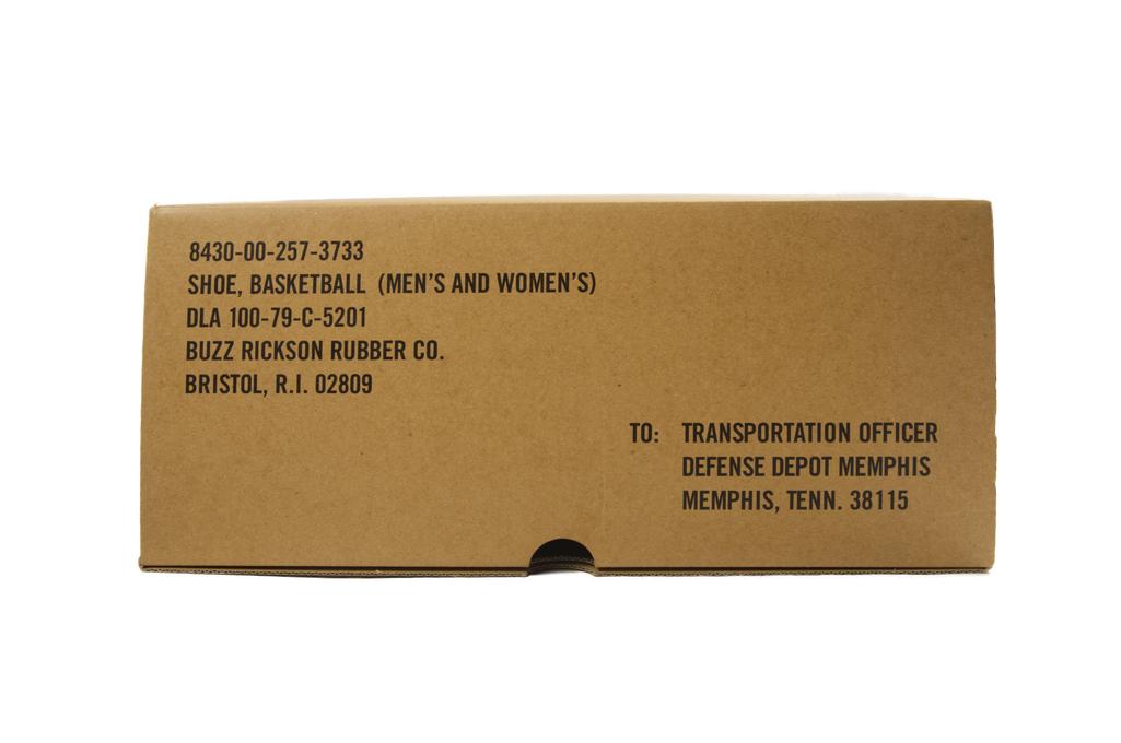 Buzz Rickson Ventile Water Resistant Sneakers - Black - Image 6