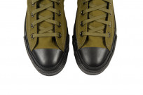 Buzz Rickson Ventile Water Resistant Sneakers - Olive - Image 2