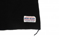 Iron Heart Long Sleeve Thermal - Black w/ Pocket - Image 7