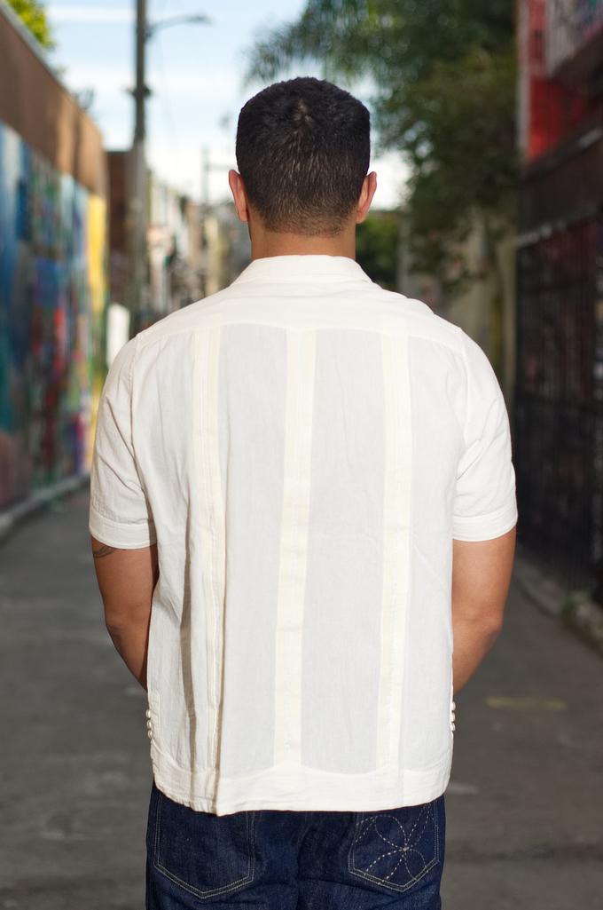 Monitaly Canul Manta Guayabera Shirt - Image 1
