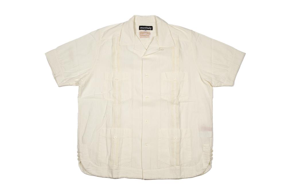 Monitaly Canul Manta Guayabera Shirt - Image 2