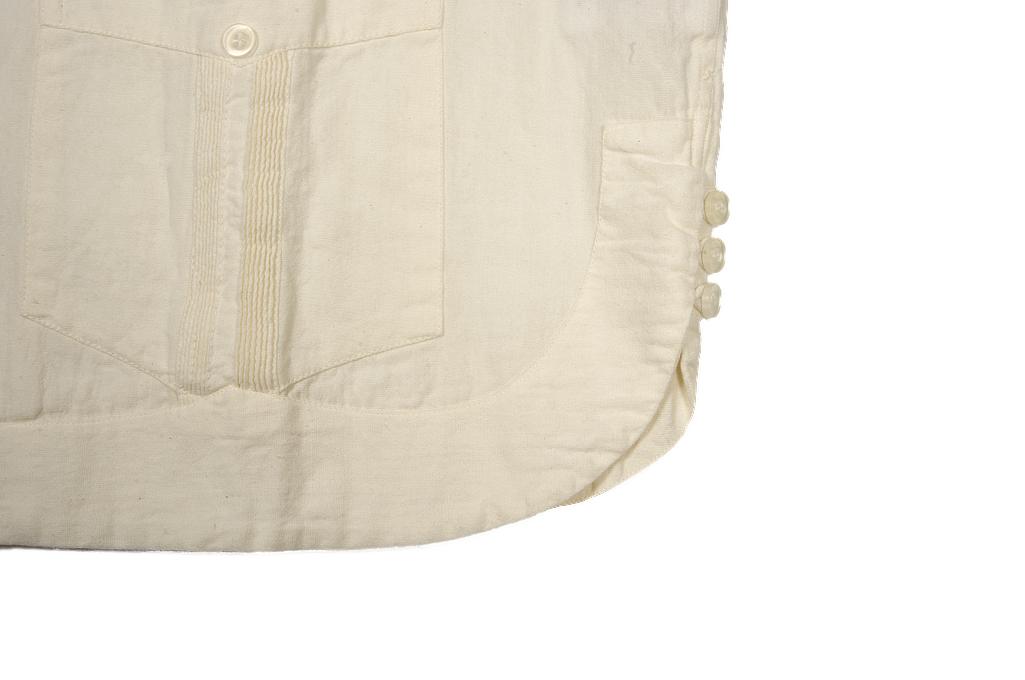 Monitaly Canul Manta Guayabera Shirt - Image 7