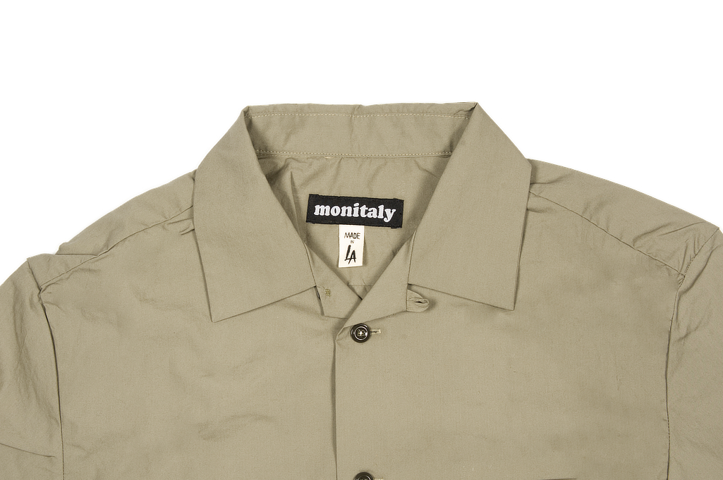 Monitaly Poplin Weekend Shirt - Image 3