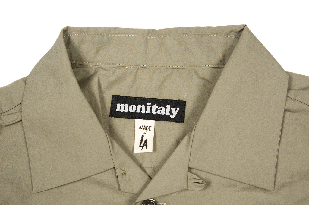 Monitaly Poplin Weekend Shirt - Image 4