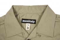 Monitaly Poplin Weekend Shirt - Image 4