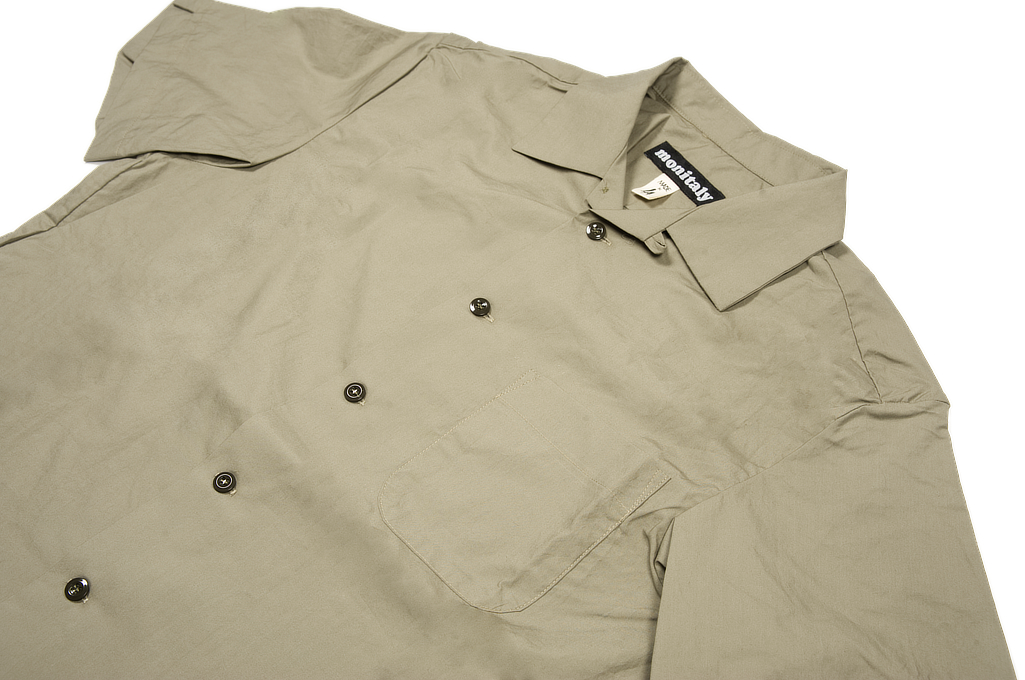 Monitaly Poplin Weekend Shirt - Image 5