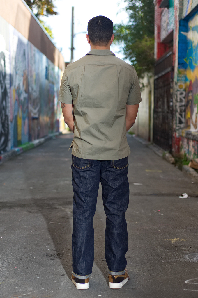 Roy for Self Edge R01 Jeans - Classic Straight Tapered - Image 1