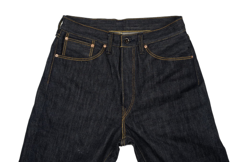 Roy for Self Edge R01 Jeans - Classic Straight Tapered - Image 3