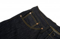 Roy for Self Edge R01 Jeans - Classic Straight Tapered - Image 4