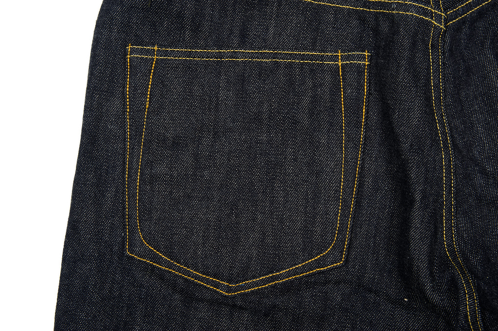 Roy for Self Edge R01 Jeans - Classic Straight Tapered - Image 7
