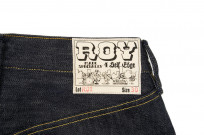 Roy for Self Edge R01 Jeans - Classic Straight Tapered - Image 8
