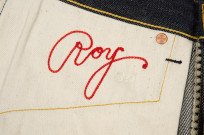 Roy for Self Edge R01 Jeans - Classic Straight Tapered - Image 11
