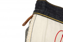 Roy for Self Edge R01 Jeans - Classic Straight Tapered - Image 12