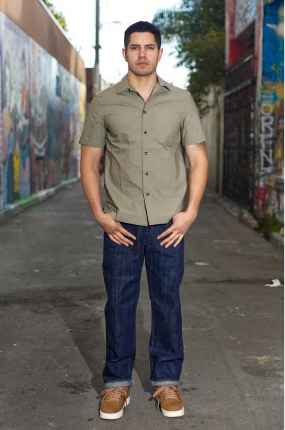 Sugar Cane Hawaii Jean