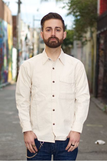 Seuvas 79A Canvas Farmer's Shirt