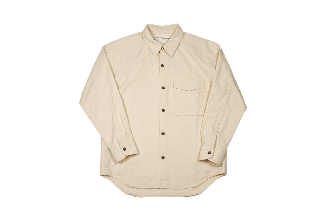 Seuvas 79A Canvas Farmer's Shirt - Image 2