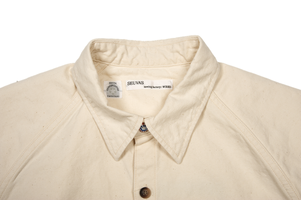 Seuvas 79A Canvas Farmer's Shirt - Image 4