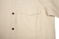Seuvas 79A Canvas Farmer's Shirt - Image 5
