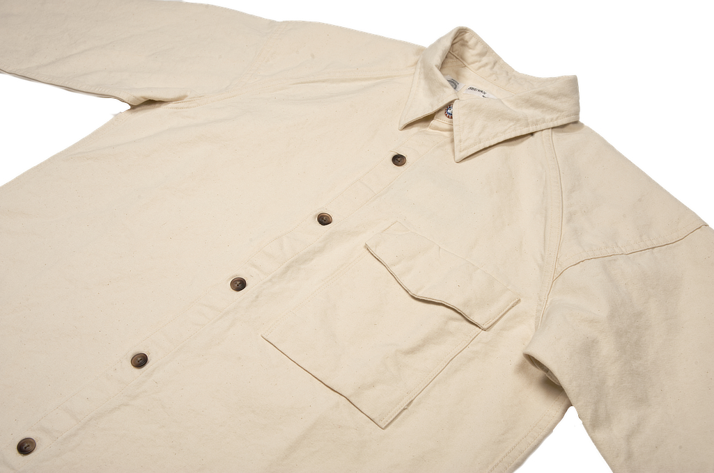 Seuvas 79A Canvas Farmer's Shirt - Image 6