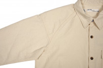 Seuvas 79A Canvas Farmer's Shirt - Image 7