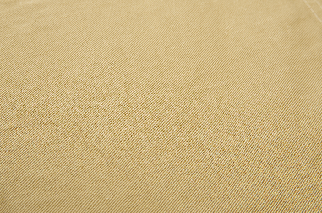 Pure Blue Japan Selvedge Twill Chinos - Beige - Image 10