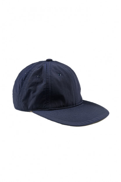 Poten Japanese Made Cap - Dark Navy Nylon