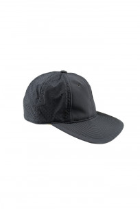 Poten Japanese Made Cap - Grayish Blue Perforated Nylon - Image 0