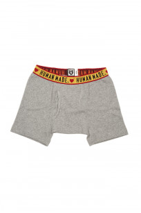 Human Made Boxer Briefs - Gray - Image 0