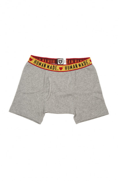 Human Made Boxer Briefs - Gray