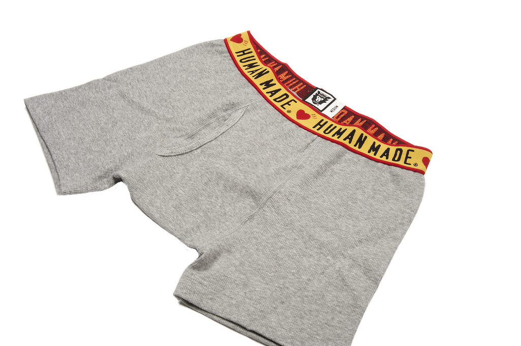 Human Made Boxer Briefs - Gray - Image 1