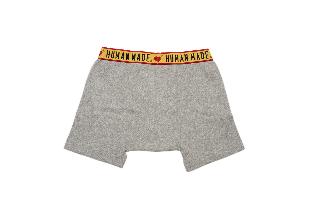 Human Made Boxer Briefs - Gray - Image 3