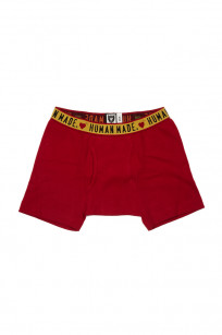 Human Made Boxer Briefs - Red - Image 0