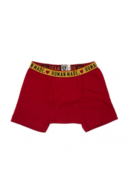 Human Made Boxer Briefs - Red