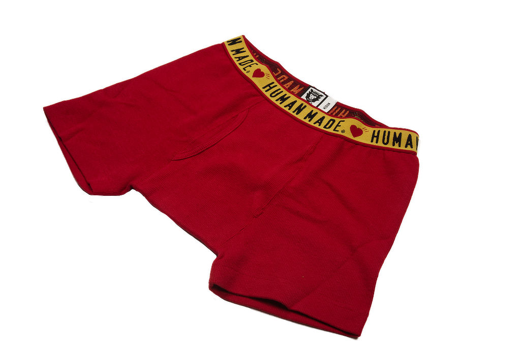 Human Made Boxer Briefs - Red - Image 1